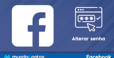 Como alterar ou mudar a senha do Facebook