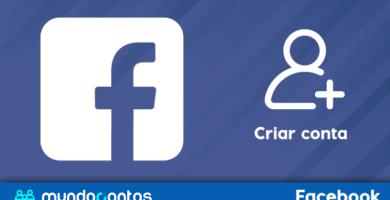 Como criar uma conta ou cadastrar-se no Facebook