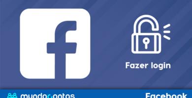 Fazer login no Facebook entrar no Facebook em português