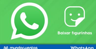 Como baixar e instalar figurinhas no WhatsApp