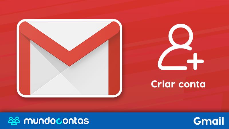 Como criar um e-mail ou cadastrar uma conta no Gmail