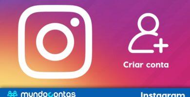 Como criar uma conta ou cadastrar-se no Instagram