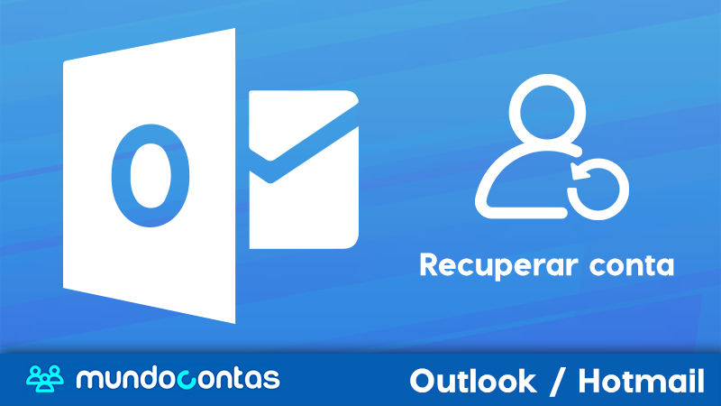 Como recuperar uma conta de e-mail do Outlook Hotmail