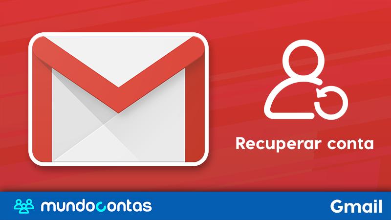 Como recuperar uma conta do Gmail
