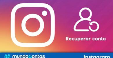Como recuperar uma conta do Instagram