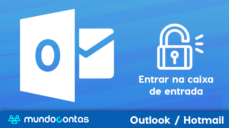 Hotmail entrar direto na caixa de entrada